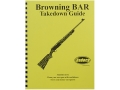 "Product detail of Radocy Takedown Guide ""Browning BAR"""