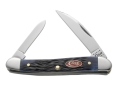 Product detail of Case Mini Copperhead Folding Knife Wharncliffe and Pen Stainless Stee...