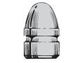Product detail of Saeco 3-Cavity Bullet Mold #457 45 Caliber (452 Diameter) 225 Grain Round Nose Bevel Base