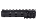 Product detail of Daniel Defense MFR 9.0 Free Float Tube Handguard Customizable Modular Rail AR-15 Mid Length Aluminum Black