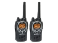 Product detail of Midland GXT1000VP4 Two-Way Radio with NOAA Weather 50 Channel Black and Silver Pack of 2