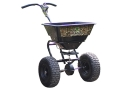 Product detail of Biologic Push Broadcast Spreader Steel and Polymer Black