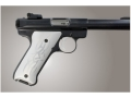 Product detail of Hogue Extreme Series Grip Ruger Mark II, Mark III Tribal Aluminum