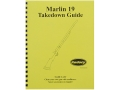 "Product detail of Radocy Takedown Guide ""Marlin 19"""