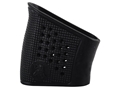 Product detail of Pachmayr Tactical Grip Glove Slip-On Grip Sleeve  S&W Bodyguard Rubber Black