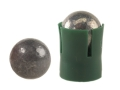 Product detail of Hornady Muzzleloading Bullets 50 Caliber (485 Diameter) Hard Ball with Sabot Box of 20