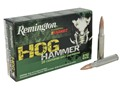 Product detail of Remington Hog Hammer Ammunition 30-06 Springfield 168 Grain Barnes Triple-Shock X Bullet Hollow Point Lead-Free Box of 20