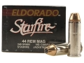Product detail of PMC Gold Ammunition 44 Remington Magnum 240 Grain Starfire Hollow Point Box of 20