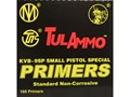 Product detail of TulAmmo 9x19 NATO Small Pistol Primers
