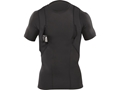 Thumbnail Image: Product detail of 5.11 Holster Shirt Crew Short Sleeve Synthetic Blend