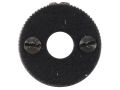 "Product detail of Merit #4 Adjustable Hunting Aperture 1/2"" Diameter 7/32""-40 Thread fits Lyman and Williams Sights Black"