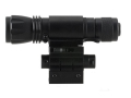 Product detail of NcStar Tactical Flashlight White LED  and Laser with Quick Release Weaver-Style Mount Aluminum Black