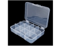 Thumbnail Image: Product detail of CED Storage Box Small Polymer Clear