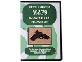 "Product detail of ""Smith & Wesson M&P9 Disassembly & Reassembly"" DVD"