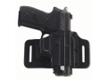 Product detail of Galco Tac Slide Belt Holster Right Hand Sig Sauer P226 with Rail Leather and Kydex Black
