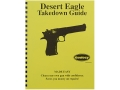 "Product detail of Radocy Takedown Guide ""Desert Eagle"""