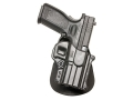 "Product detail of Fobus Paddle Holster Right Hand H&K P2000, Springfield XD Service 4"", HS2000 9mm, 357, 40 Polymer Black"