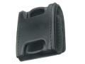 Product detail of Gould & Goodrich B614 Pager/Cell Phone Keeper Leather Black