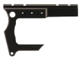 Product detail of Aimtech No-Tap Weaver-Style Base S&W N-Frame Matte