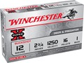 "Product detail of Winchester Super-X Ammunition 12 Gauge 2-3/4"" Buffered #1 Buckshot 16 Pellets"