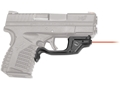 Product detail of Crimson Trace Laserguard Springfield XD, XDM, XDS Polymer Black