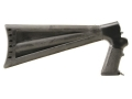 Product detail of John Masen Full Length Pistol Grip Shotgun Stock Mossberg 500 Synthetic Black