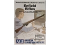 "Product detail of American Gunsmithing Institute (AGI) Technical Manual & Armorer's Course Video ""Enfield Rifles"" DVD"