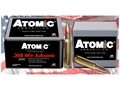 Product detail of Atomic Match Ammunition 308 Winchester 175 Grain Sierra Matchking Hollow Point Boat Tail Subsonic Box of 100