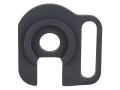 Product detail of GG&G Slot End Plate Sling Mount Adapter Mossberg 500, 590 12 Gauge Right Hand Aluminum Matte