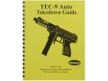"Thumbnail Image: Product detail of Radocy Takedown Guide ""TEC-9 Auto"""