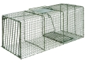 Product detail of Duke HD X-Large Heavy Duty Single Door Cage Trap Steel Silver