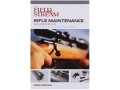 "Product detail of ""Field & Stream Rifle Maintenance Handbook Tips, Quick Fixes & Good Habits for Easy Gunning"" Book by Chris Christian"