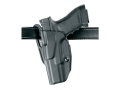 Product detail of Safariland 6377 ALS Belt Holster Left Hand Sig Sauer P220R, P226R Composite Black