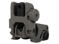 Product detail of MagPul MBUS Flip-Up Rear Sight AR-15 Polymer Foliage Green