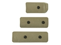 Product detail of Midwest Industries KeyMod Panel Kit with Handstop, 4-Slot Panel, and ...
