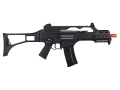Product detail of HK G36C Airsoft Rifle 6mm Electric Semi/Full-Automatic Polymer Black