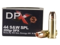 Thumbnail Image: Product detail of Cor-Bon DPX Ammunition 44 Special 200 Grain DPX H...