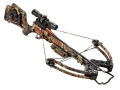Product detail of Wicked Ridge by TenPoint Raider CLS Crossbow Package with 3x Multi-Line Scope and ACU-52 Draw System Mossy Oak Infinity Camo