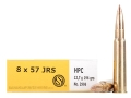 Thumbnail Image: Product detail of Sellier & Bellot Ammunition 8x57mm JRS (8mm Rimme...