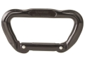 Product detail of BlackHawk Non-Locking Carabiner Aluminum Black