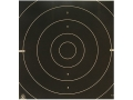 Product detail of NRA Official International Pistol Targets Repair Center B-38C 25 Yard Rapid Fire Paper Package of 100