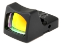 Product detail of Trijicon RMR Reflex Red Dot Sight 6.5 MOA Dot Matte