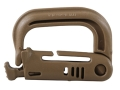 Product detail of ITW Grimloc Locking Carabiner Polymer Package of 2