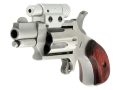 Product detail of LaserLyte North American Arms 22LR and 22 Mag Laser Sight Red Laser with Mount Silver