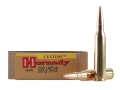 Product detail of Hornady Custom Ammunition 338 Lapua Magnum 250 Grain Hollow Point Boat Tail Box of 20