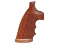 Product detail of Hogue Fancy Hardwood Conversion Grips with Accent Stripe, Finger Groo...