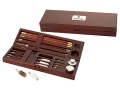 Product detail of Browning Presentation Shotgun Cleaning Kit 12, 16, 20, 28 Gauge, 410 Bore in Wooden Case