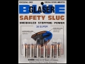 Product detail of Glaser Blue Safety Slug Ammunition 38 Super 80 Grain Safety Slug