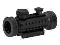 Product detail of BSA Stealth Tactical Red Dot Sight 1x 30mm 5 MOA Red Dot Matte