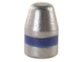 Product detail of Meister Hard Cast Bullets 9mm (356 Diameter) 122 Grain Lead Flat Nose Box of 500